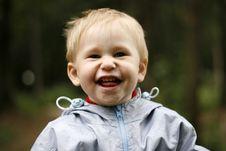 Free Happy Boy. Stock Photos - 17319693