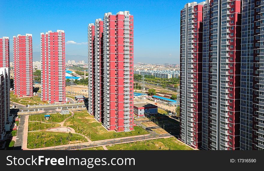 Beijing Apartment and Residential Building