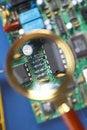 Free Computer Circuit Board Stock Photos - 17320223