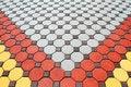 Free Colorful Pavement Pattern Stock Photos - 17320923
