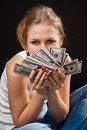 Free Dollars Royalty Free Stock Image - 17320956