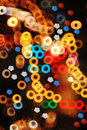 Free Abstract Colorful Bokeh Background Royalty Free Stock Image - 17321896