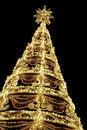 Free Beautiful Shining Abstract Christmas Trees Stock Photos - 17321923