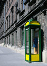Free Telephone Booth Royalty Free Stock Images - 17322769