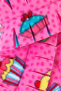 Free Close Up Cupcake Scarf Stock Photo - 17323060