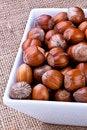 Free Hazelnuts Royalty Free Stock Photos - 17323808