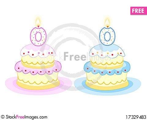 Free Birthday Cake Stock Photos - 17329483