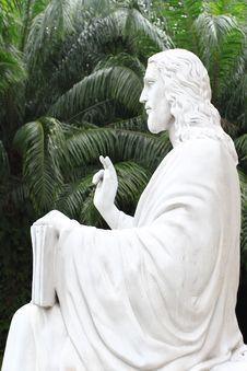 Free Jesus Statue Stock Photo - 17320540