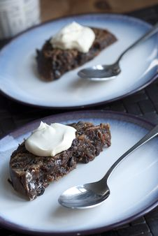 Free Christmas Pudding Royalty Free Stock Images - 17320689