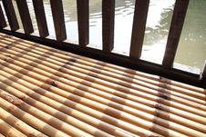 Free Bamboo  Background Royalty Free Stock Image - 17320776