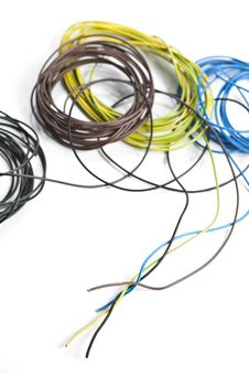 Free Cables Stock Photos - 17322163