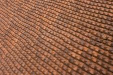 Free Red Roof Tiles Royalty Free Stock Photo - 17322205