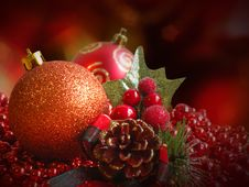 Free Christmas Ornament Stock Photos - 17322443
