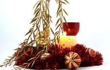 Festive Mood Royalty Free Stock Photo