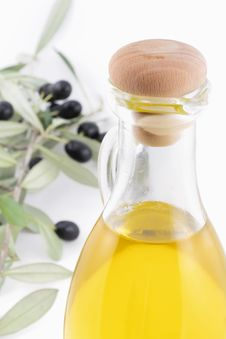Free Virgin Olive Oil Stock Photo - 17322690