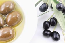 Free Olives Stock Photography - 17322792