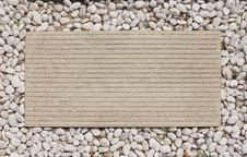 Free Sheet Limestone Floor Hallway Stock Image - 17322911