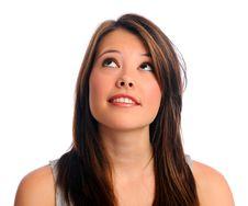 Free Beautiful Girl In Studio Stock Photo - 17322960