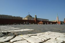 Free Red Square On A Summer Day, Moscow, Russia Stock Photo - 17323110