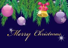 Free Christmas Background. Royalty Free Stock Photography - 17323427