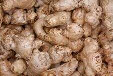 Free Ginger Root Stock Photography - 17324992
