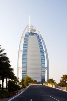 Free Burj Al Arab Stock Image - 17325631