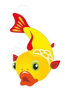 Free Gold Fish Royalty Free Stock Image - 17325876