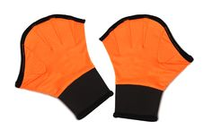 Free Gloves For Aerobics Royalty Free Stock Photo - 17326085