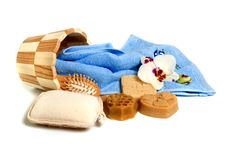 Free Soap And Bath Accessories Royalty Free Stock Photography - 17327317