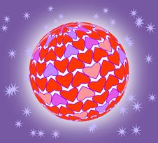 Free Heart-1 Royalty Free Stock Photography - 17327787