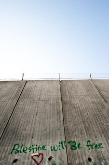 Free Israeli Separation Wall Stock Photos - 17327953