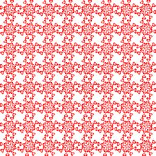 Free Valentine Seamless Love Hearts Pattern Background Royalty Free Stock Photo - 17328185