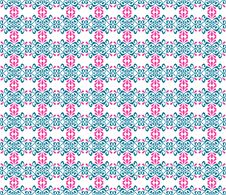 Free Seamless Floral Pattern Illustration Background Stock Photography - 17328222