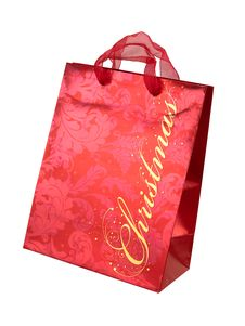 Free Gift Bag Stock Photos - 17328923
