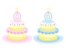 Free Birthday Cake Stock Photos - 17329483