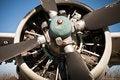 Free Propeller Plane Stock Photography - 17335572