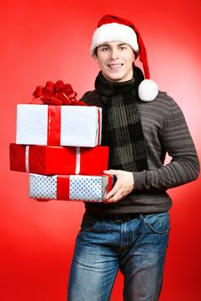 Free Presents Stock Image - 17330971
