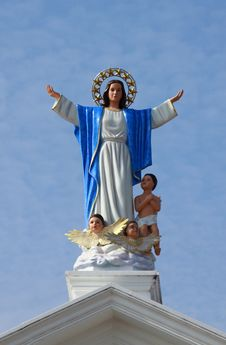 Free Virgin Mary , Christianity Royalty Free Stock Photography - 17331037