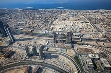 Dubai. UAE. Royalty Free Stock Photography