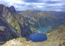 Free The High Tatras Royalty Free Stock Photography - 17332407