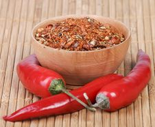 Free Pepper Chili Royalty Free Stock Images - 17332609