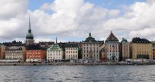 Free Stockholm Stock Photography - 17335352