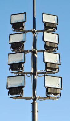 Free Electric Spotlight Stock Photos - 17335643