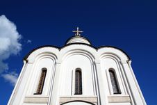 Free Christian Orthodox Church Stock Image - 17335991