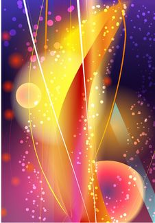 Free Abstract Background Royalty Free Stock Photography - 17336377