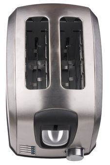 Free Metal Toaster Royalty Free Stock Photo - 17336515