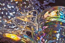 Free Glass Christmas Balls Stock Photography - 17337012