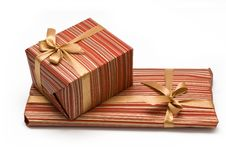 Free Christmas Gift Boxes Royalty Free Stock Images - 17337079