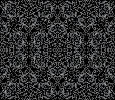 Free Seamless Floral Pattern Stock Image - 17338141