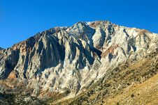 Free Scenic View Of A Mountain Stock Photo - 17338500